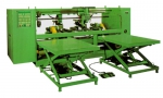 Twin Head Semi-Auto Stitcher
